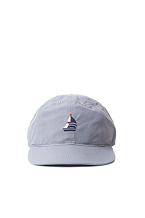 Infielder Design : Camp Cap_Yacht (L.Grey)