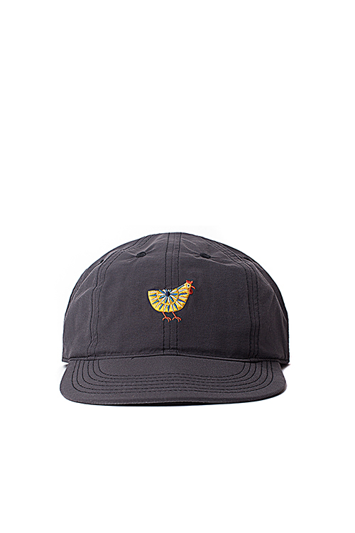 Infielder Design : Camp Cap_Chicken (Black)
