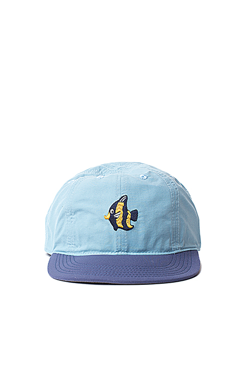 Infielder Design : Camp Cap_Fish (Blu x Nv)