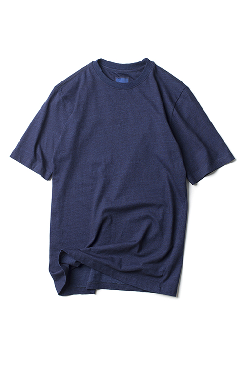 Document : INDIGO JERSEY TEE