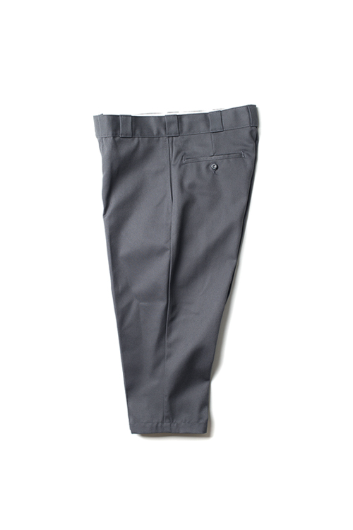 Bedwin & Heartbreakers : 8/L Dickies TC Pants 'Tripster' Charcoal