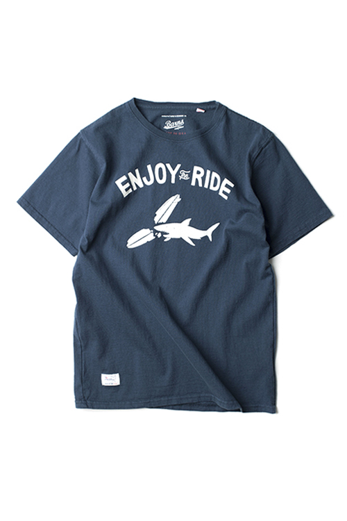 Barns Outfitters : RIDE (p.navy)