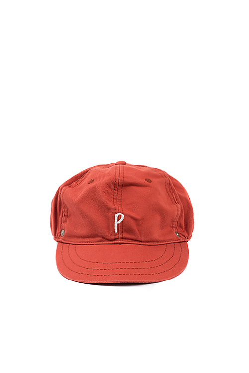 Decho : Negro Baseball Cap (P / Red)