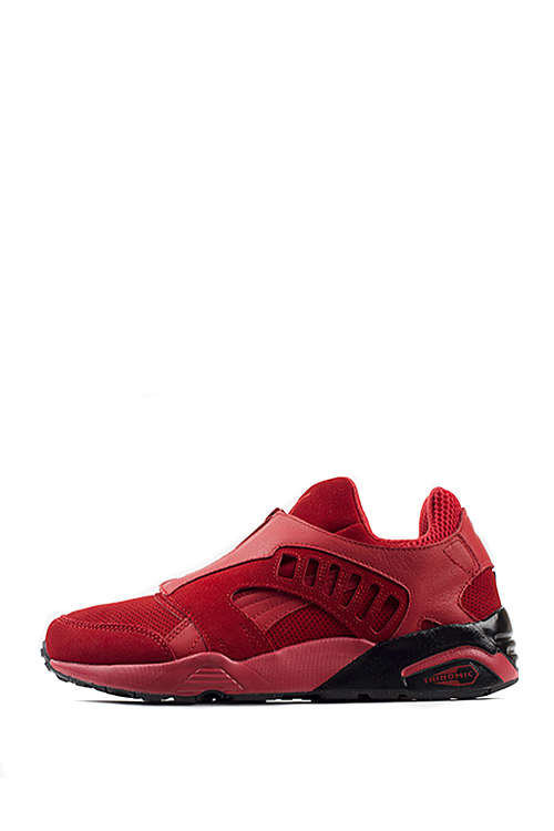 PUMA : Trinomic Zip (Red)