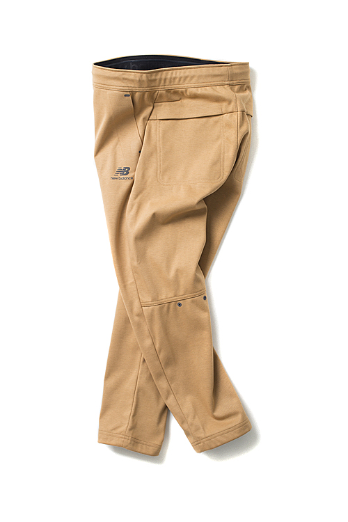 New Balance : Activewear Ankle Pants (Beige)
