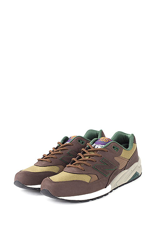 New Balance : MRT580LB (Brown)
