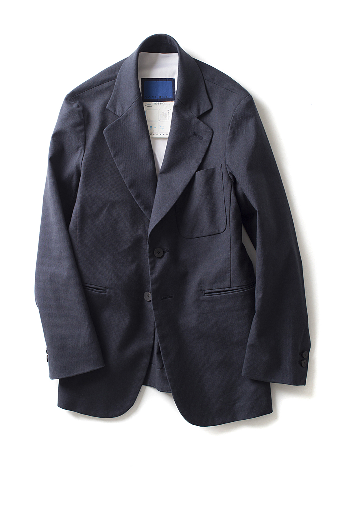 Document : Navy Blazer