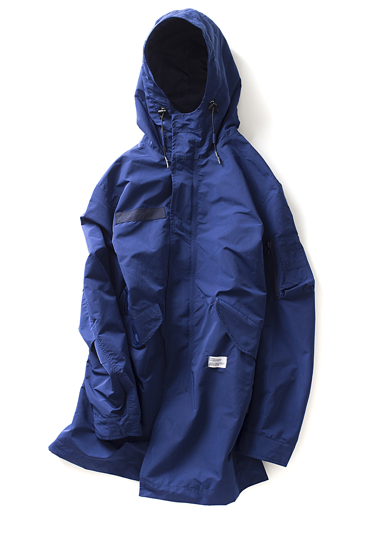 "Bedwin & The Heartbreakers : Type M-48 Military Parka ""CHASE"" (Navy)"
