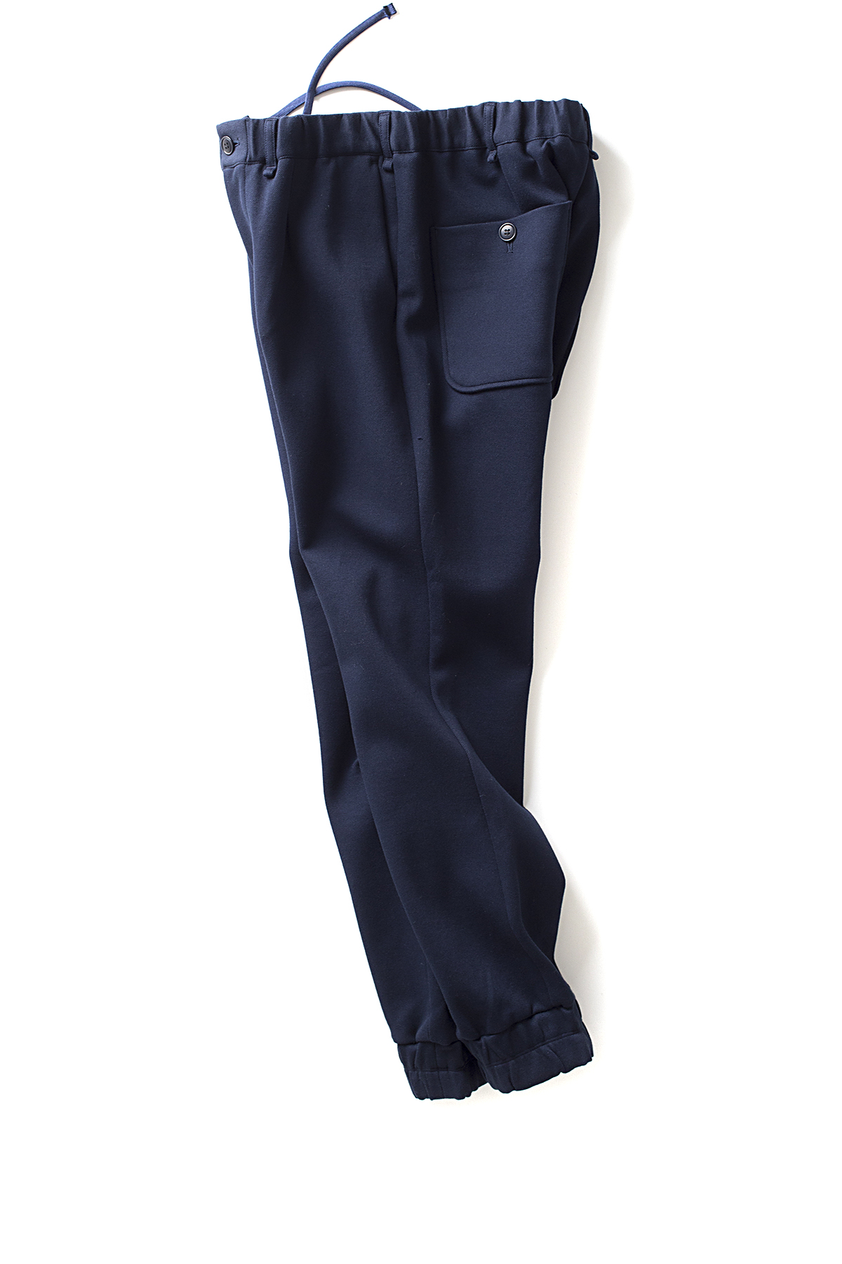 Curly : Blender Rib Trousers (Navy)