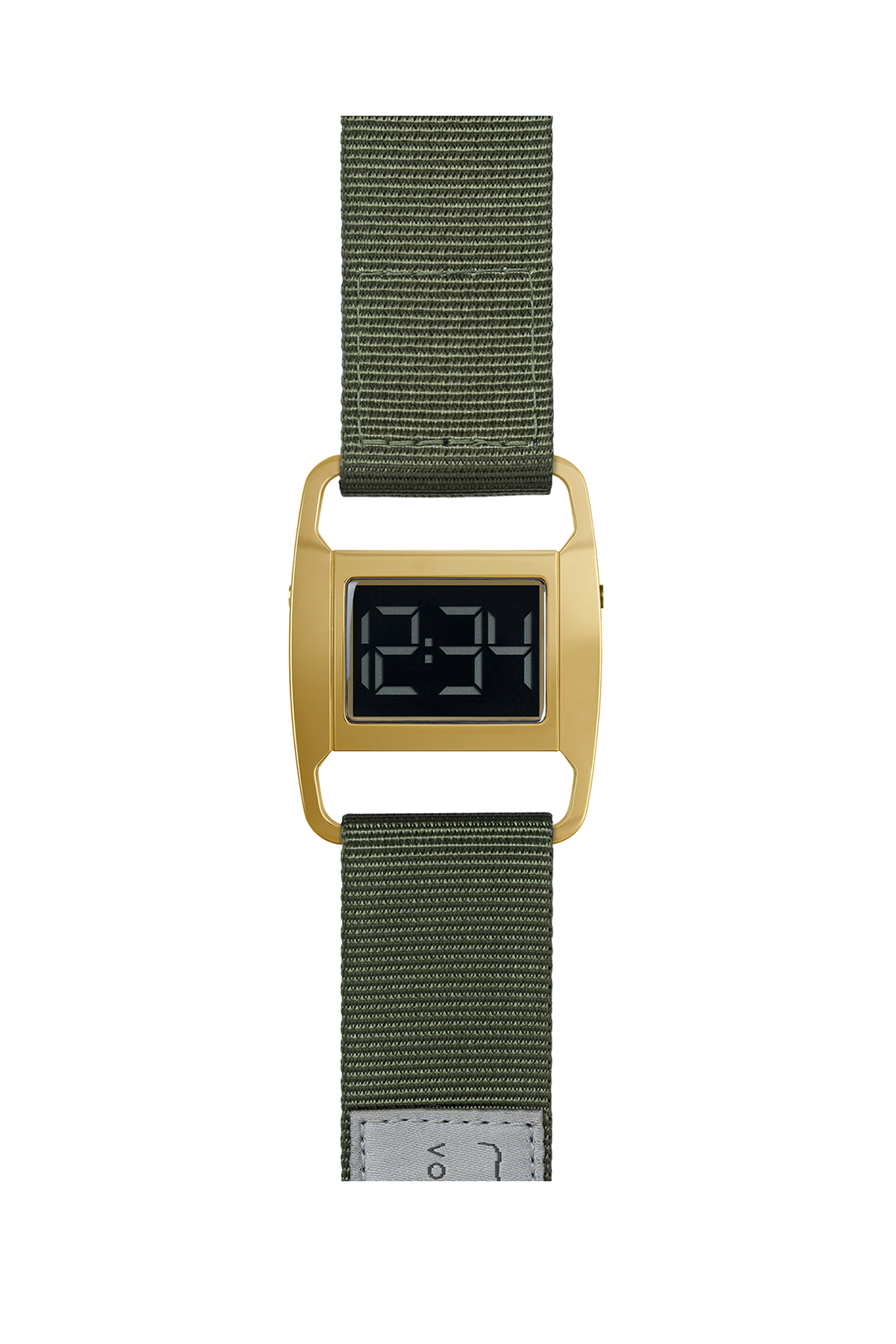 VOID WATCHES : PXR-5 (Gold / Olive)